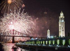 Montreal Fireworks Festival