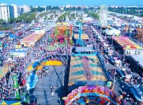 The Feria de Abril, 2017