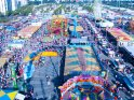 Find self-catering accommodation for The Feria de Abril...