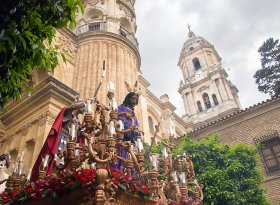 The Easter Procession, Malaga