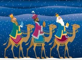 3 Kings Procession, Marbella
