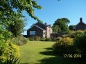 Dog friendly holiday rental cottage with fabulous views near Chepstow