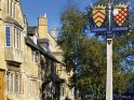 Chipping Campden village sign