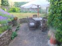 Seating area in Garden
