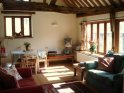 Recently converted historic holiday barn with original features and character near Henley on Thames