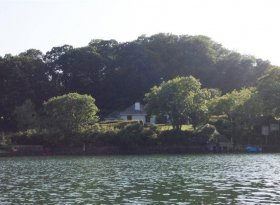 Ruan DInas from the Water