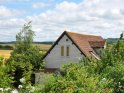 200 year old converted barn available for short stays.  Beautiful views,  two fields from the Thames
