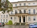 Town centre apartment in Cheltenham with spare double room for Race Week.