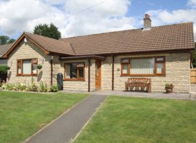 Bungalow in Talgarth