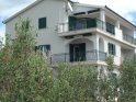3-bedroom apartment in holiday villa in Gorda on island of Ciovo, Croatia, with clifftop sea views