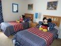 Mickey & Minnie twin