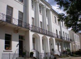 Self catering accommodation in Cheltenham