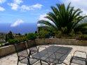 La Palma Bilder Landhaus Tijarafe Südwestterrasse - Atlantik