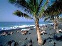 La Palma Bilder Umgebung Strand Puerto Naos