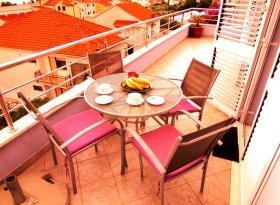 Balcony view !