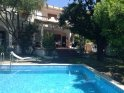 Gorgeous detached villa with pool to rent in South Sardinia, 300 m away from white sandy beach.