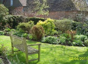 Self catering holiday cottage in Kent