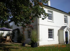 Holiday home in Hampshire available for celebrations