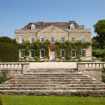 Find self-catering accommodation for Beautiful Manor House in peaceful setting in the Cotswolds, perfect for long weekends & celebrations