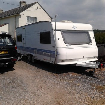 Find self-catering accommodation for Large Caravan to let, available for short rentals and holiday lets. Based in Pilton, Somerset.