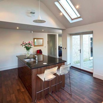 Find self-catering accommodation for Stylish and modern 5 bedroom holiday cottage in Masham, perfect for the Yorkshire Dales!