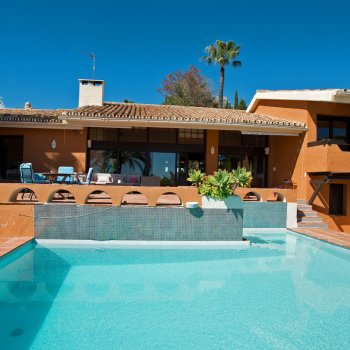 Find self-catering accommodation for Luxury Villa in  Marbella