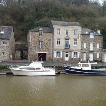 Find self-catering accommodation for Delightful, Well Equipped Apartment Situated at the Popular Port of Dinan
