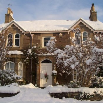 Find self-catering accommodation for Victorian Villa offered as holiday rental accommodation in the Heart of Crieff