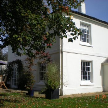 Find self-catering accommodation for Georgian self catering country house in beautiful Hampshire countryside. Place to stay for weekends.